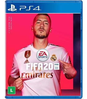 Jogo Fifa 20 Ps4 - Playstation 4 - Ea Sports