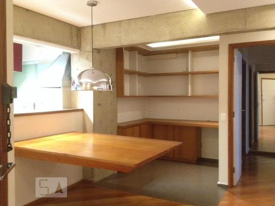 Apartamento Para Aluguel - Brooklin, 2 Quartos, 80 - 893074724