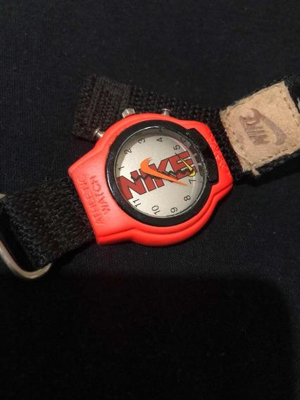 Relógio Nike Antigo Analógico De Pulso