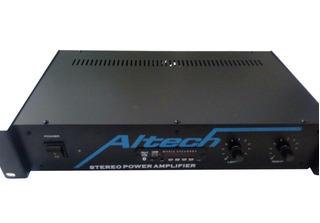 Potencia Dj Profesional Bluetooth Usb Altech Xp6000.bt 1200w