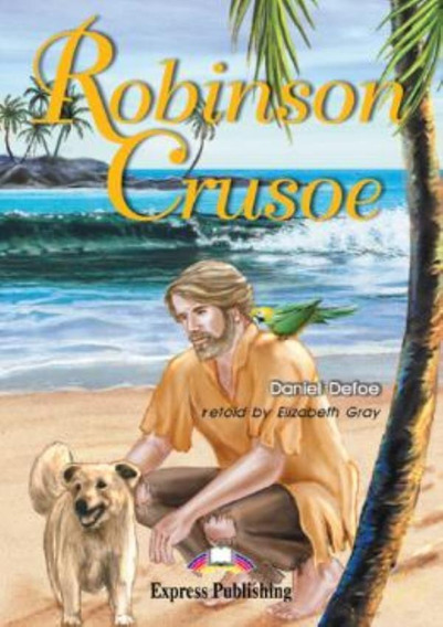 Robinson Crusoe With Audio Cd