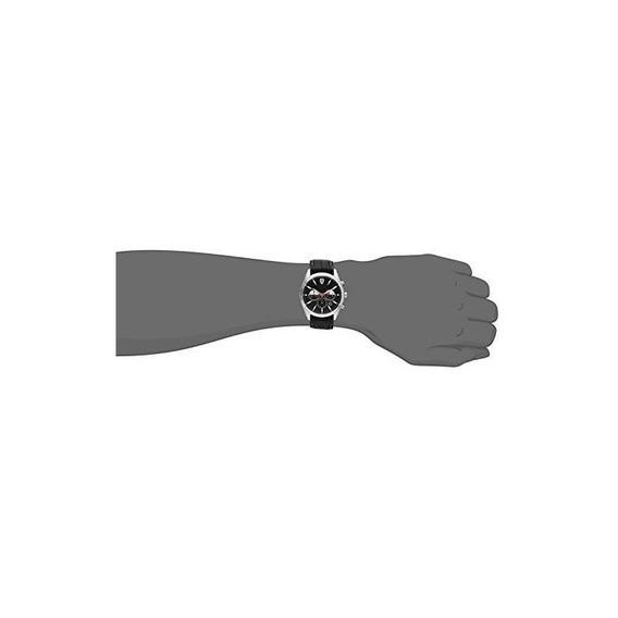 Ferrari Mens 830200 Gtb-c Analog Display Cuarzo Negro Reloj