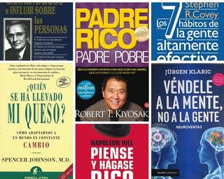 Los Secretos De La Mente Millonaria + 325 Libros Negocios