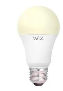 Lampara Led Bulb Wiz A60 Wifi Luz Blanca 9w E27
