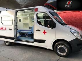 Renault Master 2.3 Ambulância Uti Grand L2h2 5p