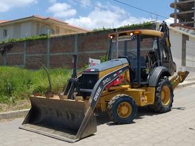 Retroexcavadora Jhon Deere En Muy Buen Estado Año 2012