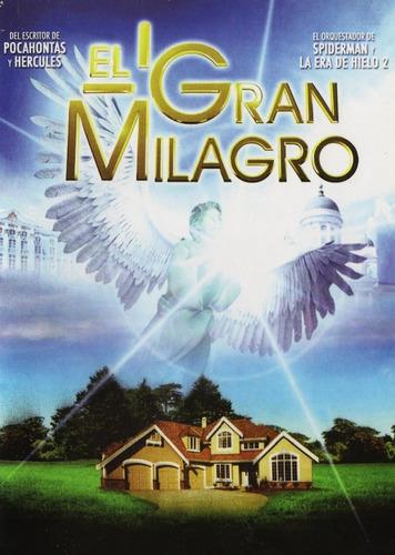 El Gran Milagro 2011 Bruce Morris Pelicula De Valores Dvd
