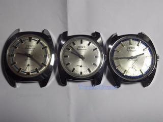Lote 3 Relojes Fero Feldman