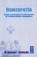 Libro - Homeopatia Estudioparativo De Medicamentos De La