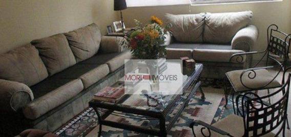 Apartamento Com 4 Dormitórios Para Alugar, 170 M² Por R$ 4.500/mês - Parque Santa Cecília - São Paulo/sp - Ap2508