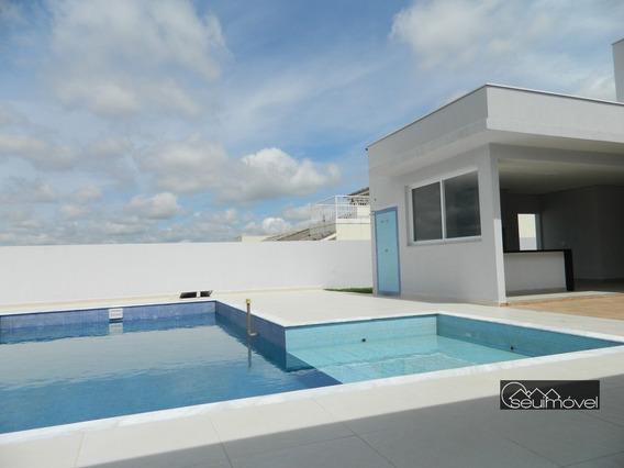 Casa Com 4 Dormitórios À Venda, 430 M² Por R$ 2.200.000,00 - Condomínio Village Castelo - Itu/sp - Ca0834