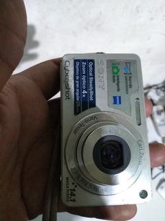 Sony Ciber Shot W350 Para Piezas O Reparar