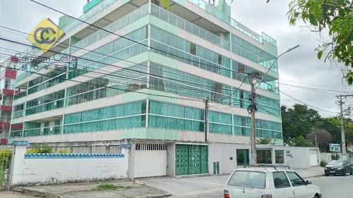 Lindo Apartamento Com 3 Dormitórios À Venda, 145 M² Por R$ 450.000 - Extensão Do Bosque - Rio Das Ostras/rj - Ap0774