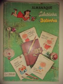 Almanaque Luluzinha Bolinha Novembro 1963 Editora O Cruzeiro
