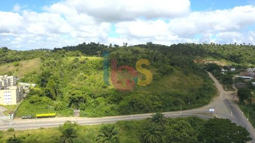 Imagem 1 de 4 de Vendo Terreno Com 33.674,74m² Na Avenida Fernando Gomes - Itabuna/ba - 4767