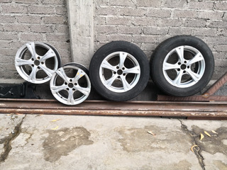 Rin Stratus 15 Original Aluminio Juego Completo