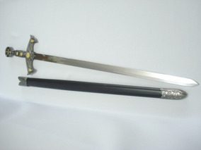 Espada Medieval 98cm Ordem Templaria Cruzadas Sb5501b