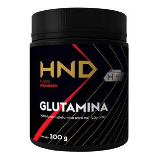 Glutamina L-glutamina 300g Aumenta Imunidade Hnd