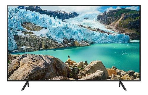Televisor Samsung Uhd 4k  65 Negro Un65ru7100  Con Garantia