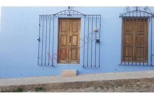 Renta De Centrico Local En Mineral De Pozos Guanajuato