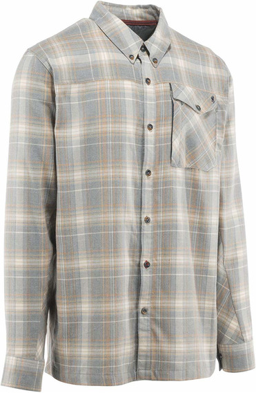 Browning Roscoe - Camisa Cuadros Hombre Midnight Navy Plaid