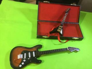 Guitarras Minis Para Adorno O Coleccion