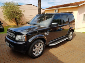 Land Rover Discovery 4 Discovery 4 2.7 S