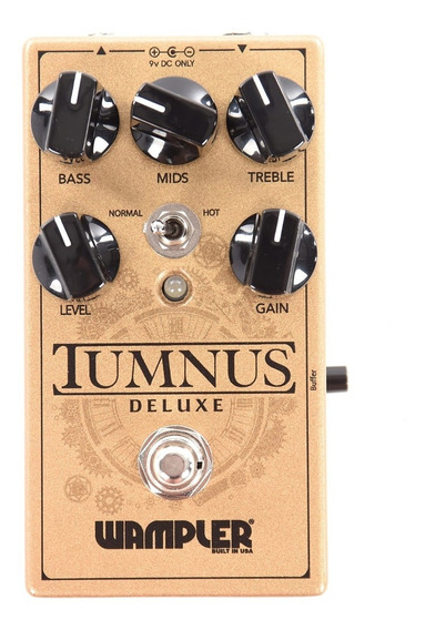 Pedal Wampler Tumnus Deluxe V2 C/ Nf-e & Garantia
