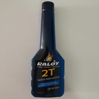 Aceite Motos Raloy Ral6735 2 Tiempos