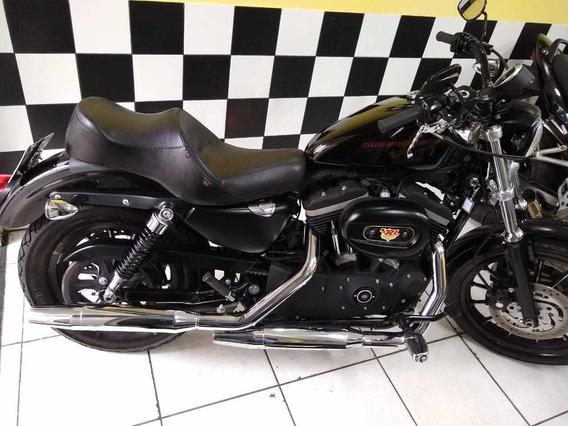 Harley Davidson Xl 883 R 2008
