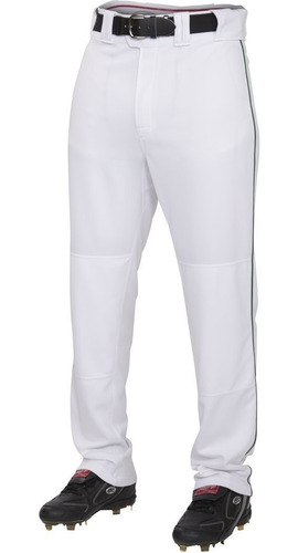 Pantalón De Béisbol Rawlings Para Hombre, Verde, Xl