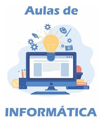 Aulas Particulares De Informática - Via Internet