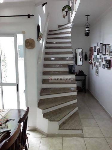 Sobrado Com 3 Dormitórios À Venda, 87 M² Por R$ 480.000,00 - Ferrazópolis - São Bernardo Do Campo/sp - So1026