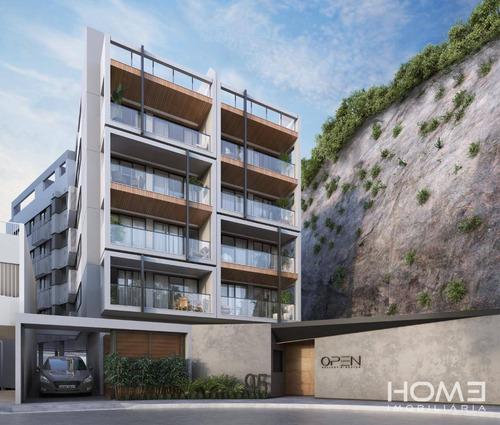 Imagem 1 de 13 de Apartamento À Venda, 93 M² Por R$ 1.436.199,00 - Laranjeiras - Rio De Janeiro/rj - Ap1103
