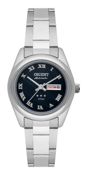 Relógio Orient Feminino Automático Prata 559ss009 P3sx