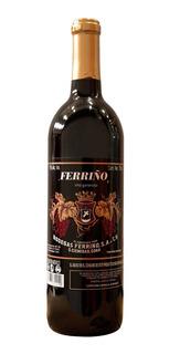 Vino Generoso Ferrino Tipo Oporto 750 Ml