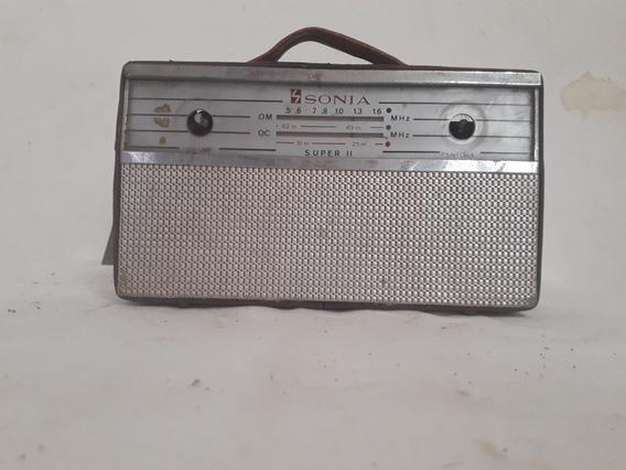 Antigo Rádio Sonia Super Il R