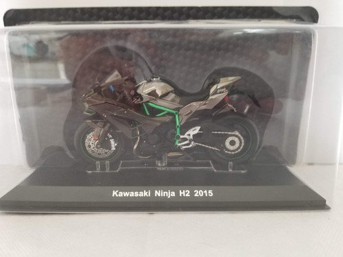 Imagem 1 de 2 de Moto Kawasaki Nija H2 2015