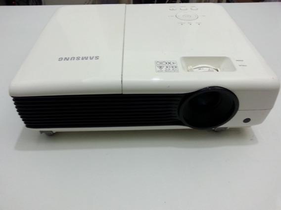 Projetor Samsung Sp M250 Leia O Anúncio