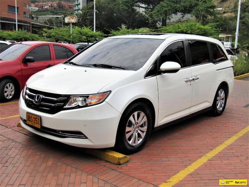 Honda Odyssey 3.5 Exl