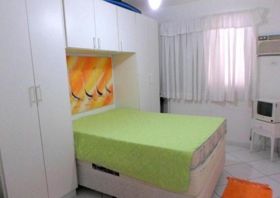 Apartamento Em Jardim Belmar, Guarujá/sp De 40m² 1 Quartos À Venda Por R$ 190.000,00 - Ap179017
