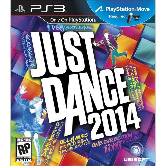 Jogo Novo Lacrado Just Dance 2014 Em Português Playstation 3