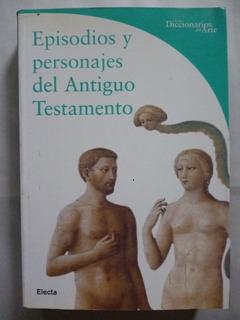 Libro Episodios Y Personajes Del Antiguo Testamento Capoa