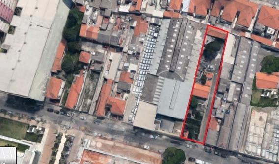 Terreno À Venda, 735 M² Por R$ 2.659.000,00 - Tatuapé - São Paulo/sp - Te0391