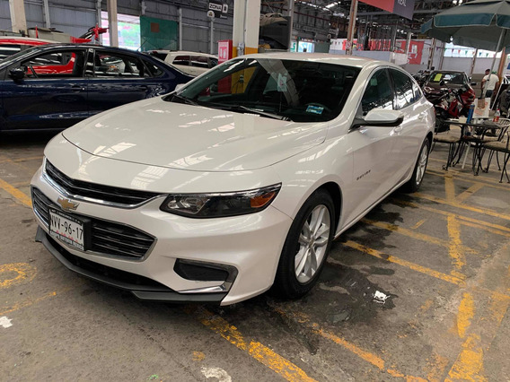 Chevrolet Malibú Lt Aut Ac 1.5t 2016