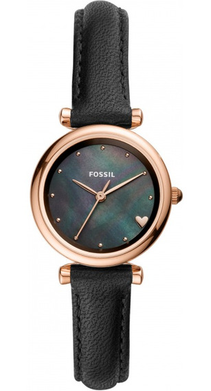 Reloj Fossil Es4506set Para Dama Correa De Piel