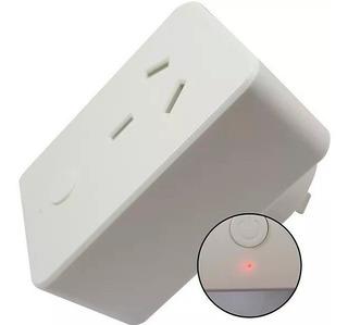 Enchufe Toma Corriente Inteligente Domótica Wifi 220v 10a