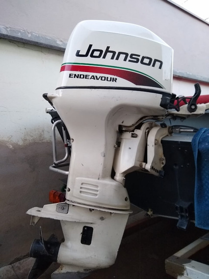 Jhonson 35 Hp Surfsk