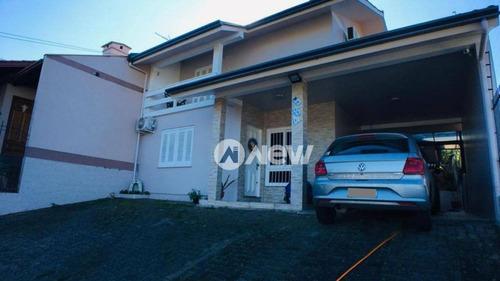 Imagem 1 de 23 de Casa Com 3 Dormitórios À Venda, 180 M² Por R$ 690.000 - Rincão - Novo Hamburgo/rs - Ca2956