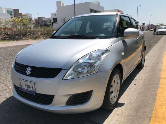 Suzuki Swift 1.4 Gl 5vel Aa Mt 2012